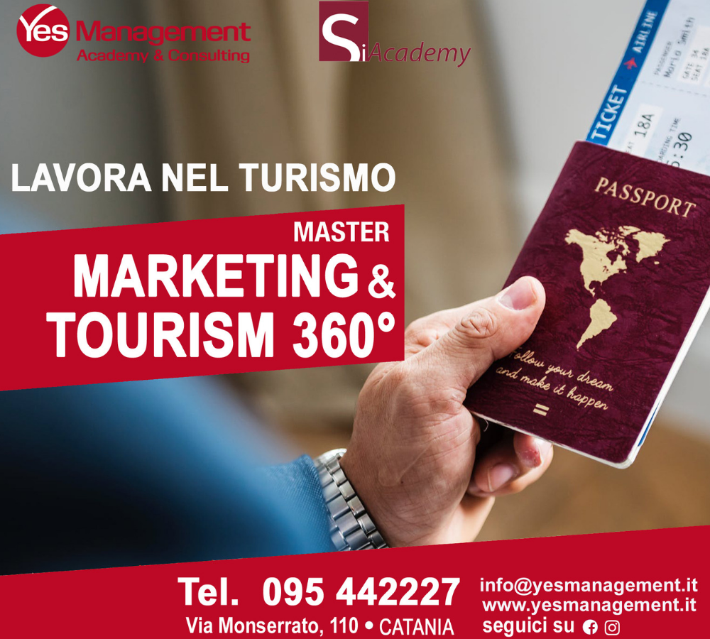 Master Marketing & Tourism 360°